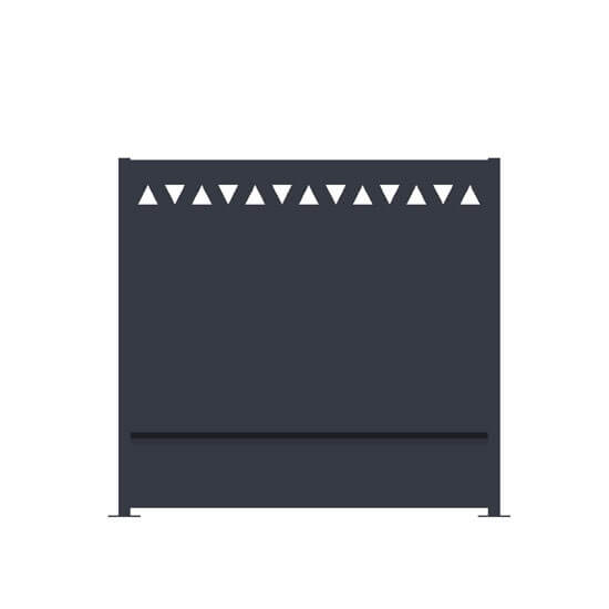 Claustra alu hera decometaldesign for Claustra alu prix