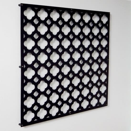 Treillage décoratif aluminium Venezia